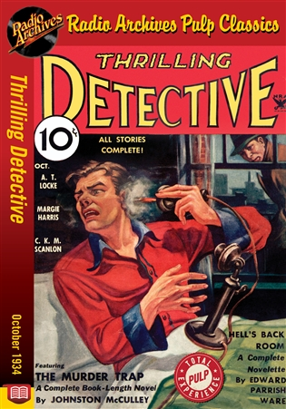 Double Detective October 1941 The Green Lama #13 eBook