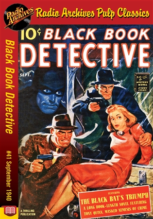 Detective Dime Novels eBook #1 April 1940 Crime Wave