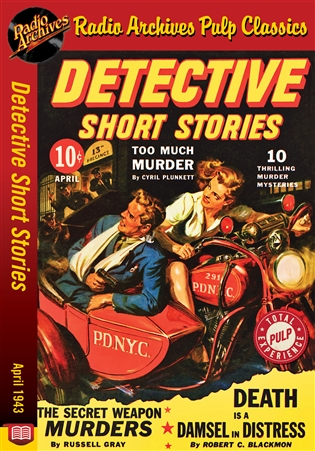 Terror Tales eBook Blood on the Moon by Norvell W. Page