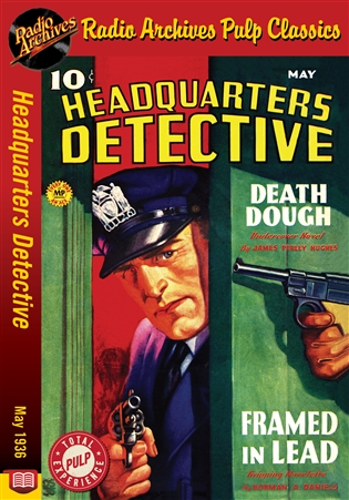 Dime Mystery Magazine eBook Arthur J. Burks and Nat Schachner