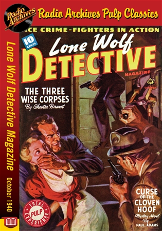Dime Mystery Magazine eBook Hugh B. Cave Book 1