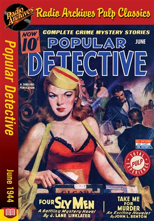 Dime Mystery Magazine eBook House-Guest from Hell by Maitland Scott