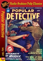 Dime Mystery Magazine eBook My Grave Awaits Me by Earl Peirce, Jr