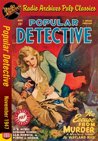 Dime Mystery Magazine eBook Shake Hands With the Devil! by Tod Powell