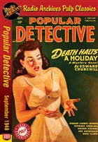 Dime Mystery Magazine eBook The Mummy Pack Prowls Again by Wayne Rogers