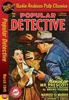 Dime Mystery Magazine eBook The Plague of Madness by Newton Avrutis