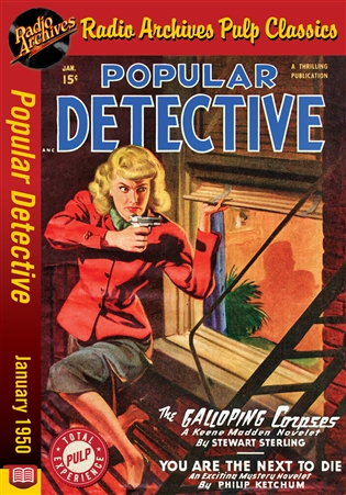 Dime Mystery Magazine eBook Volume 1
