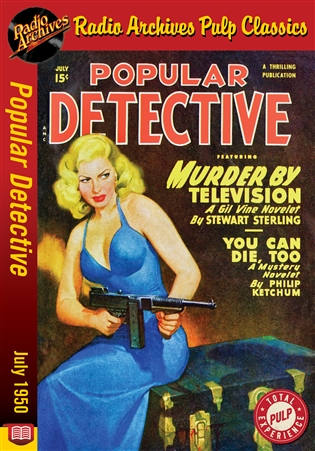 Dime Mystery Magazine eBook Between Two Worlds by Dorothy Dunn