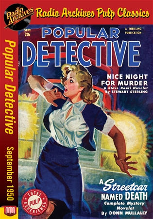 Dime Mystery Magazine eBook Blind Date with the Devil by John Bender