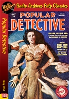 Dime Mystery Magazine eBook Come Die With Me by Wallace Umphrey