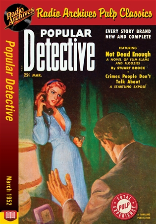 Dime Mystery Magazine eBook Corpses Incorporated by Dale Clark