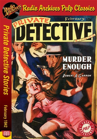 Dime Mystery Magazine eBook Dead Men Don't Bleed by William Rough