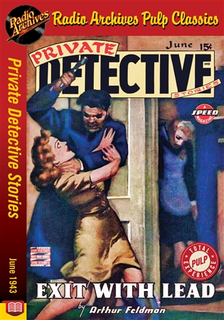 Dime Mystery Magazine eBook Dig My Grave Deep by C. William Harrison