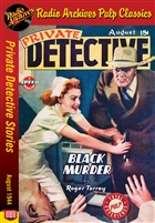 Dime Mystery Magazine eBook Drink to the Dead by Tom Marvin