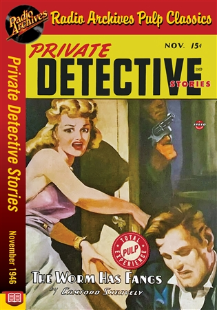 Dime Mystery Magazine eBook I Hope They're Worried by Don James