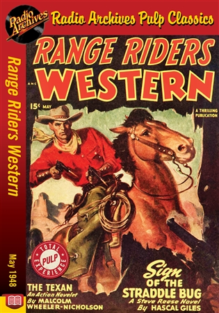 Dime Mystery Magazine eBook Little Man You'll Have a Bloody Day by Russell Branch