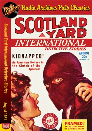 Dime Mystery Magazine eBook One Last Song for Flora by Dorothy Dunn