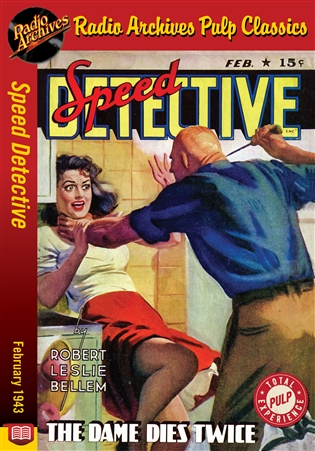 Dime Mystery Magazine eBook Red Dawn by Don James