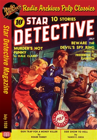 Dime Mystery Magazine eBook Sold to Satan! by Jules Archer