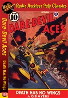Dare-Devil Aces eBook  - Death Has No Wings by O. B. Myers