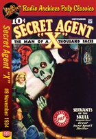 "Secret Agent ""X"" eBook #9 Servants of the Skull"