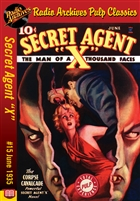 "Secret Agent ""X"" eBook #15 The Corpse Cavalcade"