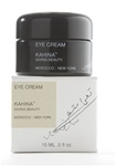 Kahina Giving Beauty Eye Cream, Kahina Eye Cream made with 100% organic argan oil