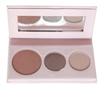 100% Pure Fruit Cosmetics - Pretty Palette Trio