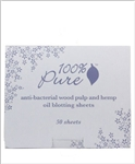100% Pure Face Blotting Paper