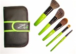 Zuii Organic Cosmetic Brush Set