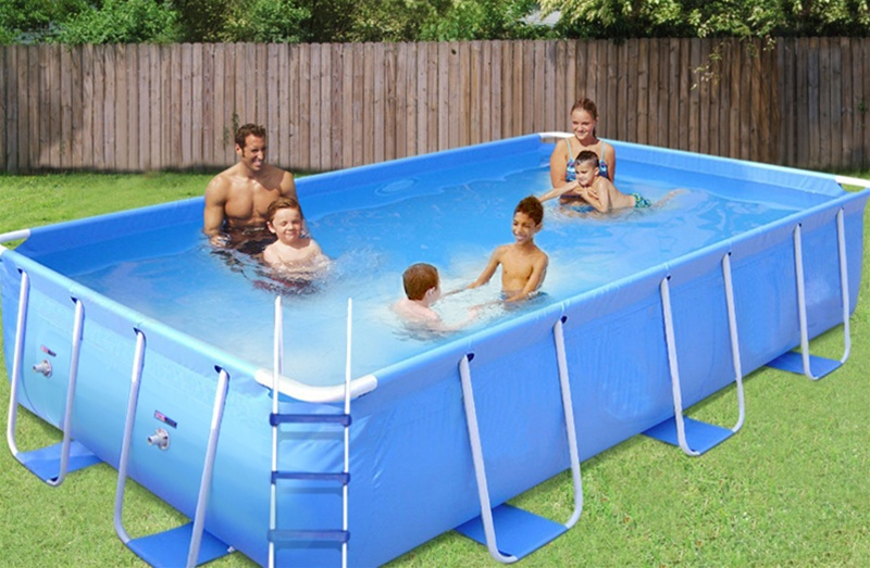 Rectangle Above Ground Swimming Pool