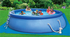 "14'x42"" Quick Set Ring Pool Package"