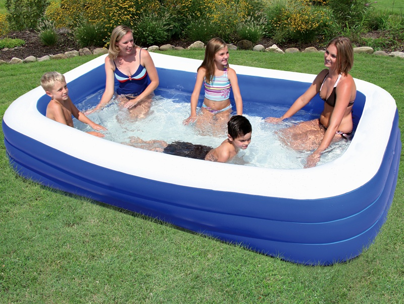 the 28 best above ground swimming pools in 2017 safetycom - Rectangle Inflatable Pool