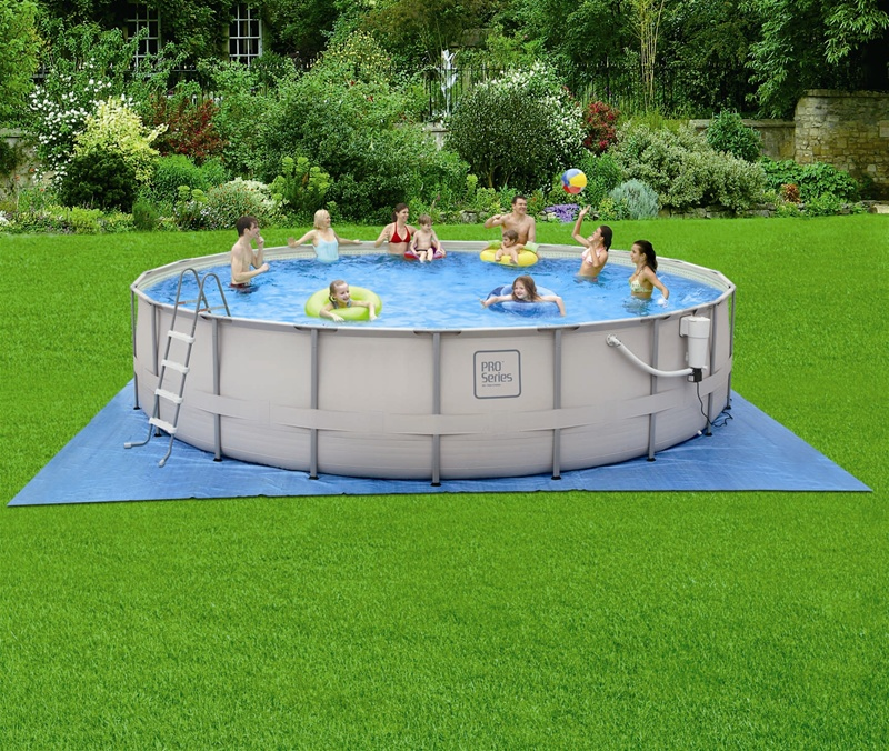 The 28 best above ground swimming pools in 2017 for Above ground swimming pools nz