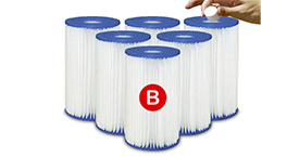 Type B Intex Pool Filter Cartridge Replacement