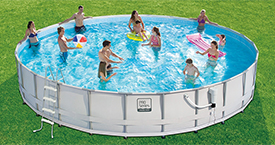 26 foot by 52 inch ProSeries Frame Pool Set