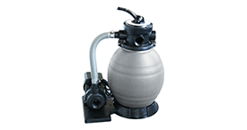 "Sandman 12"" Above Ground Sand Filter System With 1/2 HP Pump"