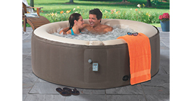 Aero Spa Inflatable Hot Tub