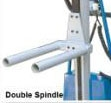 Double Spindle