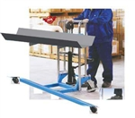 "Roll Lifter, 880 Pound Capacity, 47"" Max. Height, 25"" Dia. x 22"" Wide Max Roll"