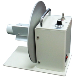 Automatic Label Unwinder and Rewinder