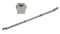 "Static Eliminator Bar (Ionizing Bar),Acicular, with working length of 39.37"" (1000mm)"