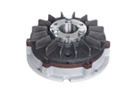 "NAB-20T-002: Air Brake, 145 ft-lbs (1,740 in-lbs), 8"" diameter friction surface - 35 mm Bore"