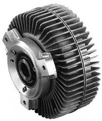 "Hollow Powder Brake (Magnetic Particle Brake), 37 ft-lbs (444 in-lbs), 8.66"" Outer Diameter"