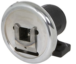 "Safety Chuck - Foot Mounted - 1-1/4"" square pocket"