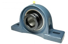 "Foot Mounted Pillow Block for 2-1/2"" Diameter Shaft"