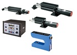 Edge Guide Controller (EPC99A), Actuator (KC80) and Sensor (US99N)