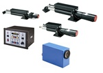 Edge Guide Controller (LPC99A), Actuator (KC80) and Optical Line Position Sensor (LS99N)