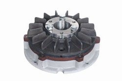 "Air Brake, 145 ft-lbs (1,740 in-lbs), 8"" diameter friction surface"