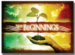 "OC - New Beginnings - 2.5"" x 3.5"""